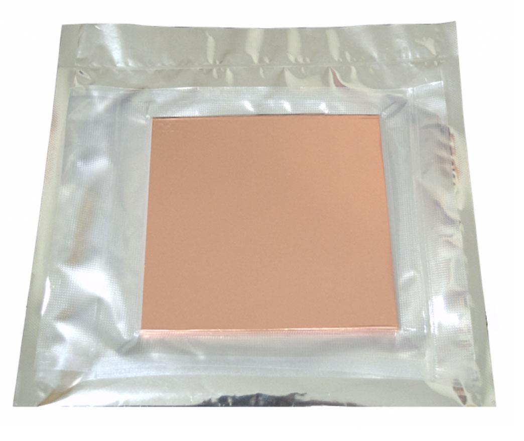 Monolayer Graphene On Copper Foil 6x6